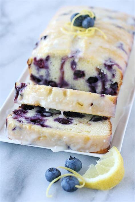 lemon blueberry bread recipe lemon blueberry loaf