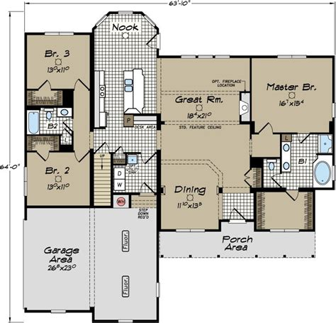 1000 images about modular home floor plans on