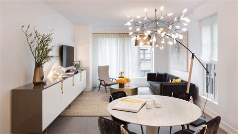 extells cushy hudson square condo shows   model