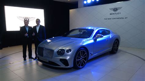 bentley indonesia bentley continental gt mendarat di indonesia dibanderol rp