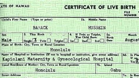 full birth certificate nz barack obama produces birth certificate stuff co nz