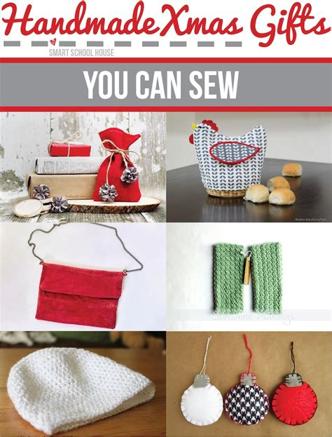 Handmade Sewing Ideas - gift ideas