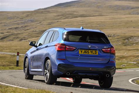 Bmw X1 M Package by 2016 Bmw X1 M Sport Package In Estoril Blue Photos