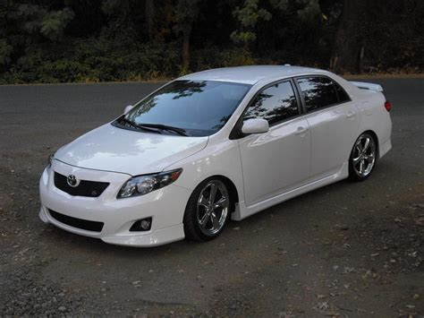 Toyota Corolla Small Customized Toyota Corolla Custom Car Wallpapers