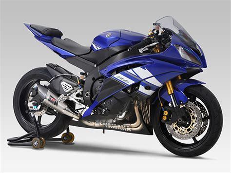 Dake Header Kit Titanium Yamaha R6 yoshimura product site yzf r6 06 system r 11