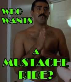 Mustache Ride Meme - best d ick ever