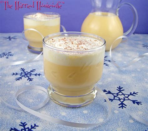 spiked eggnog punch harried housewife eggnog 171 the harried