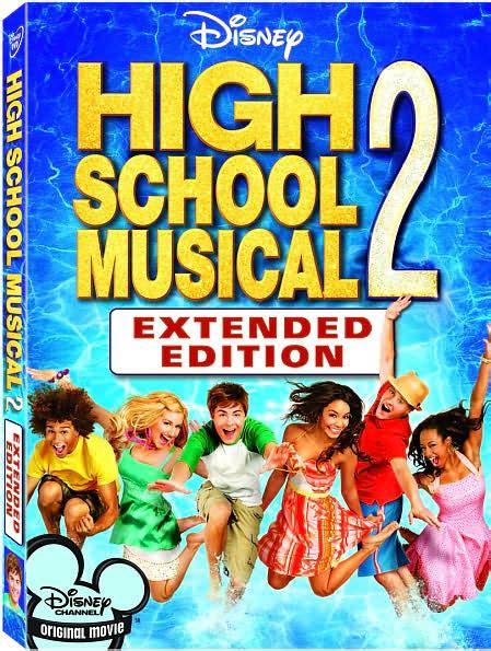 Novel High School Musical high school musical 2 by kenny ortega kenny ortega zac