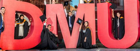 De Montfort Mba Requirements by Dmu Leicester International Pathway College