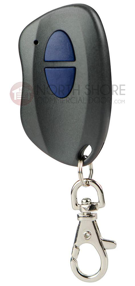 Monarch Garage Door Opener Transmitter Solutions Monarch 318lipw2k Keychain Remote