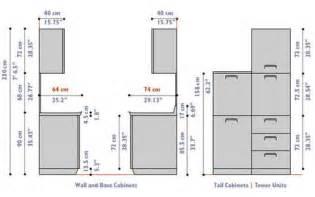 kitchen cabinet dimensions pdf bhdreams com