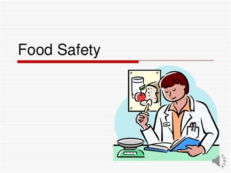 food safety test