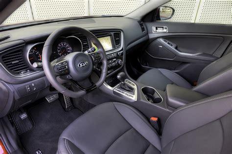 Kia Optima Interior 2015 Kia Optima Receives Minor Updates Upgraded Uvo