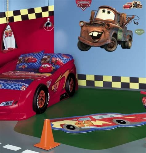 cars decorations for bedrooms cool disney cars bedroom accessories theme decor for kids