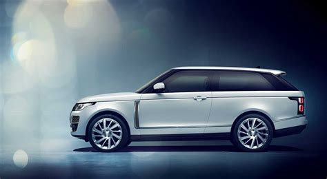 2019 Range Rover SV Coupe a Sexy Full Figured Beast