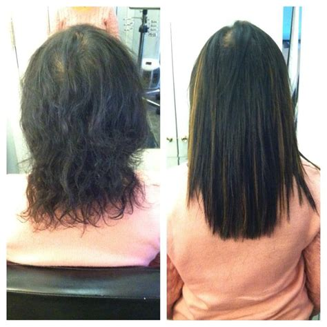 hair extensions before and after photos chicago il philip james before and after 12 inch fusion hair extensions yelp