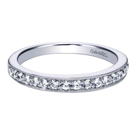 gabriel co engagement rings wedding band