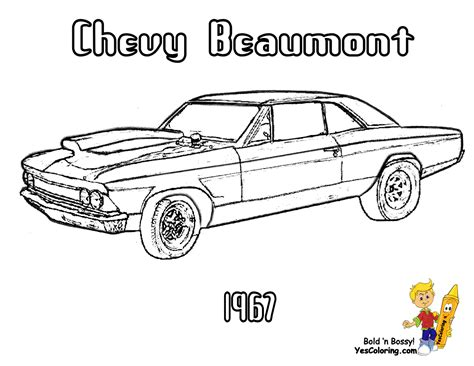 free coloring pages of fast cool cars