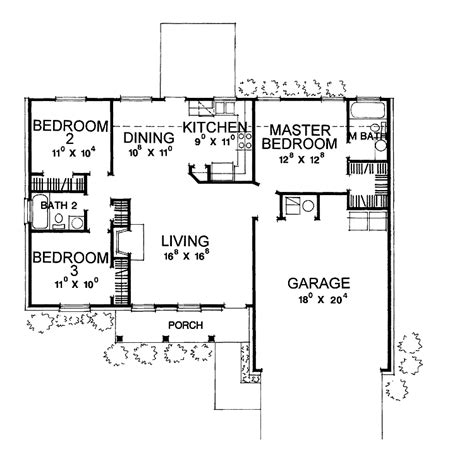 1100 square foot house plans 301 moved permanently