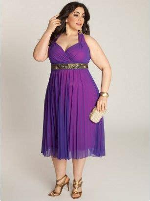 plus size purple dresses (07)