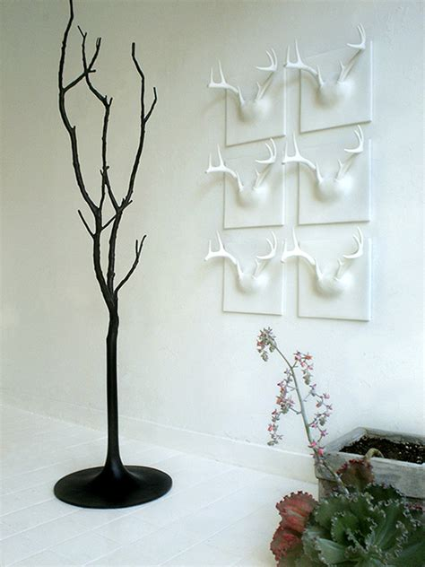 ghost tree coat rack ingenious look