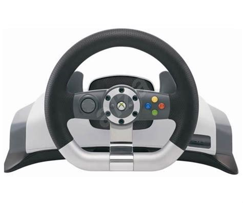 volante wireless xbox 360 microsoft xbox 360 wireless racing wheel bezdr 225 tov 253