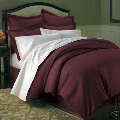 burgundy down comforter burgundy stripe down comforter set