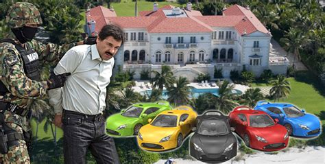 el chapo house living large drug kingpin el chapo had 43 vehicles 16 houses radar online