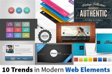 homepage design trends 10 popular trends in modern web design elements design shack
