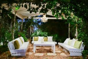 Diy Gazebo Chandelier by 29 Serene Garden Patio Ideas And Designs Picture Gallery
