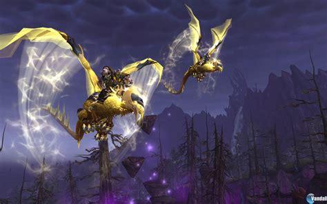 nuevas imagenes warcraft ya se puede comprar la nueva montura para world of