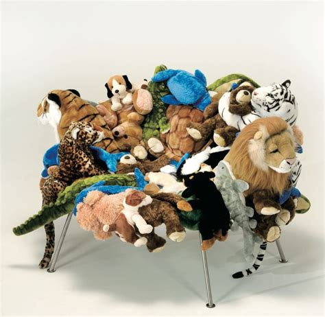 Animal Plush Chair by Stuffed Animal Chair By The Cana Brothers Les Chaises