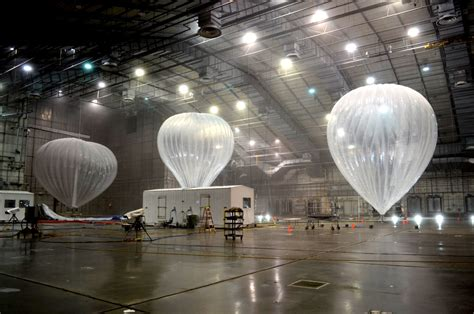 design of google loon google is testing its internet balloons in a huge freezer