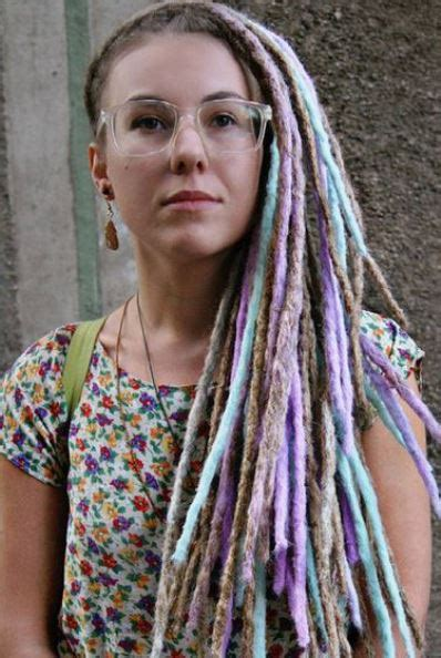 colored dreadlocks 15 different dreadlocks for
