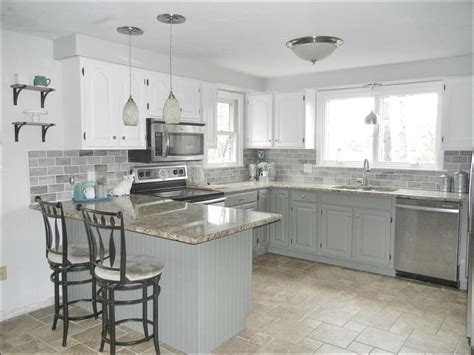 light grey kitchen walls grey kitchen walls with white cabinets yellow