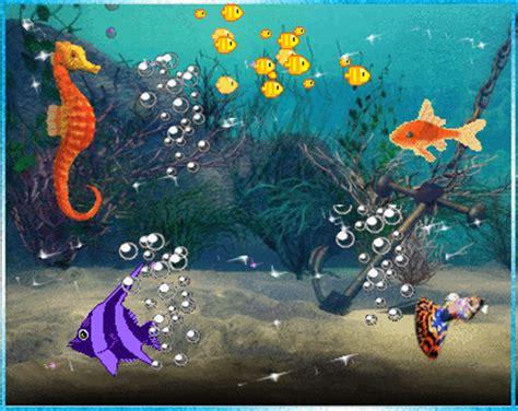 wallpaper gif download aquarium bergerak gif auto design tech