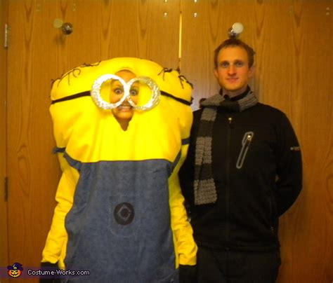 minion  gru costume idea  couples