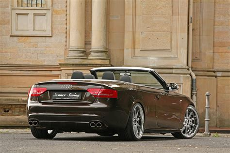 Audi Cabriolet Tuning by Senner Tuning Audi A5 Cabriolet