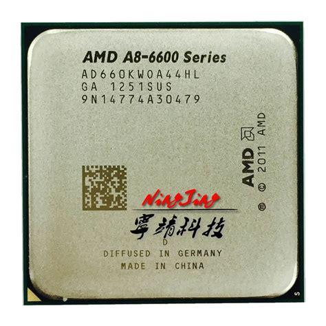 Processor Amd A8 6600k 3 9 Ghz amd a8 series a8 6600k a8 6600 3 9ghz cpu