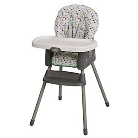 simple baby high chairs graco simple switch highchair booster baby high chair