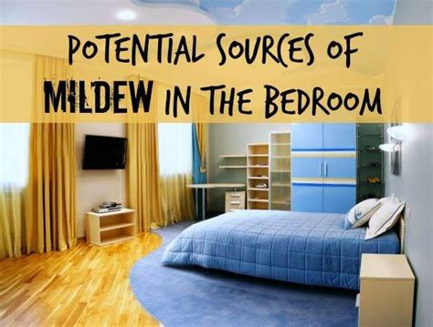 bad musty smell in bathroom the bedroom not an uncommon place for mildew to creep in