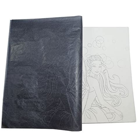 Make Carbon Paper - graphite transfer carbon paper 25 sheets 9 quot x 13