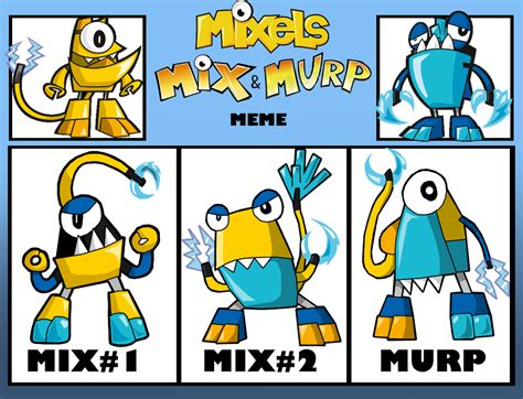 Meme Mix - mixels series 2 mixes www imgkid com the image kid has it