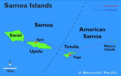 where is samoa on the map samoa holidays resorts beautiful samoa islands