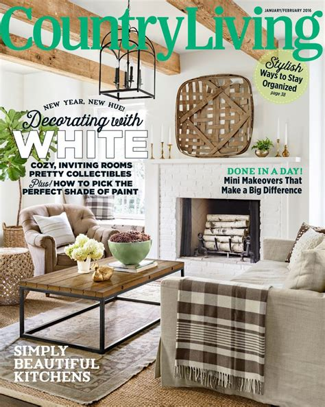 country decor magazines 17 best images about country living covers on pinterest