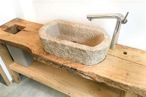 waschtisch aus altholz waschtische waschtr 246 ge