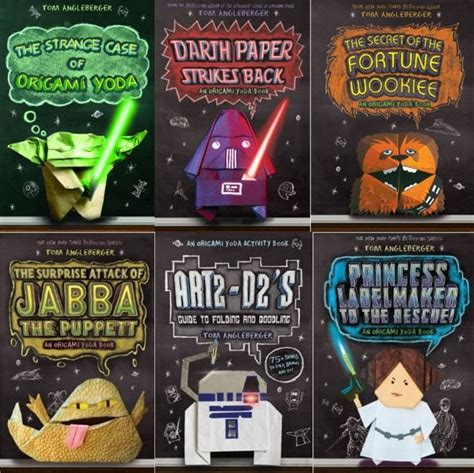 Origami Yoda Books - origami yoda anaheim ca official website