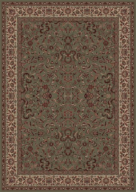 Concord Persian Classics 2025 Kashan Green Area Rug Classics Rugs