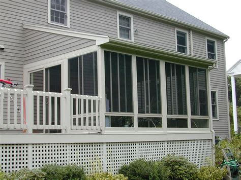 Patio Enclosure Plans Top 5 Reasons To Enclose A Deck Create A Sunroom