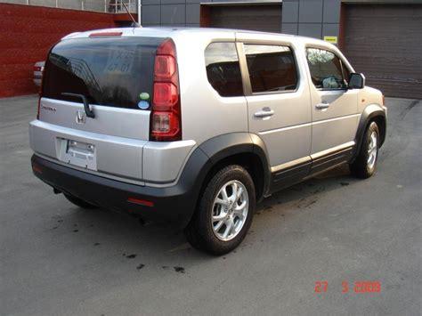 honda crossroad 2008 2008 honda crossroad pictures 1 8l gasoline automatic
